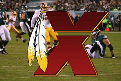 2015 Week 16: Redskins at Eagles (Redskins win the NFC East)
