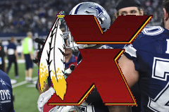 2016 Week 12: Redskins at Cowboys