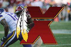 2016 Week 9:  Vikings at Redskins