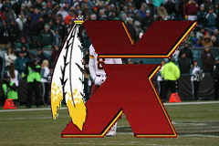 2016 Week 14 - Redskins at Eagles
