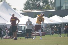 2018 Redskins Training Camp Day 3
