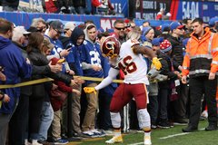 2018 Week 8 - Redskins at Giants PreGame