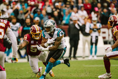 Redskins vs. Panthers 2018 Week 6