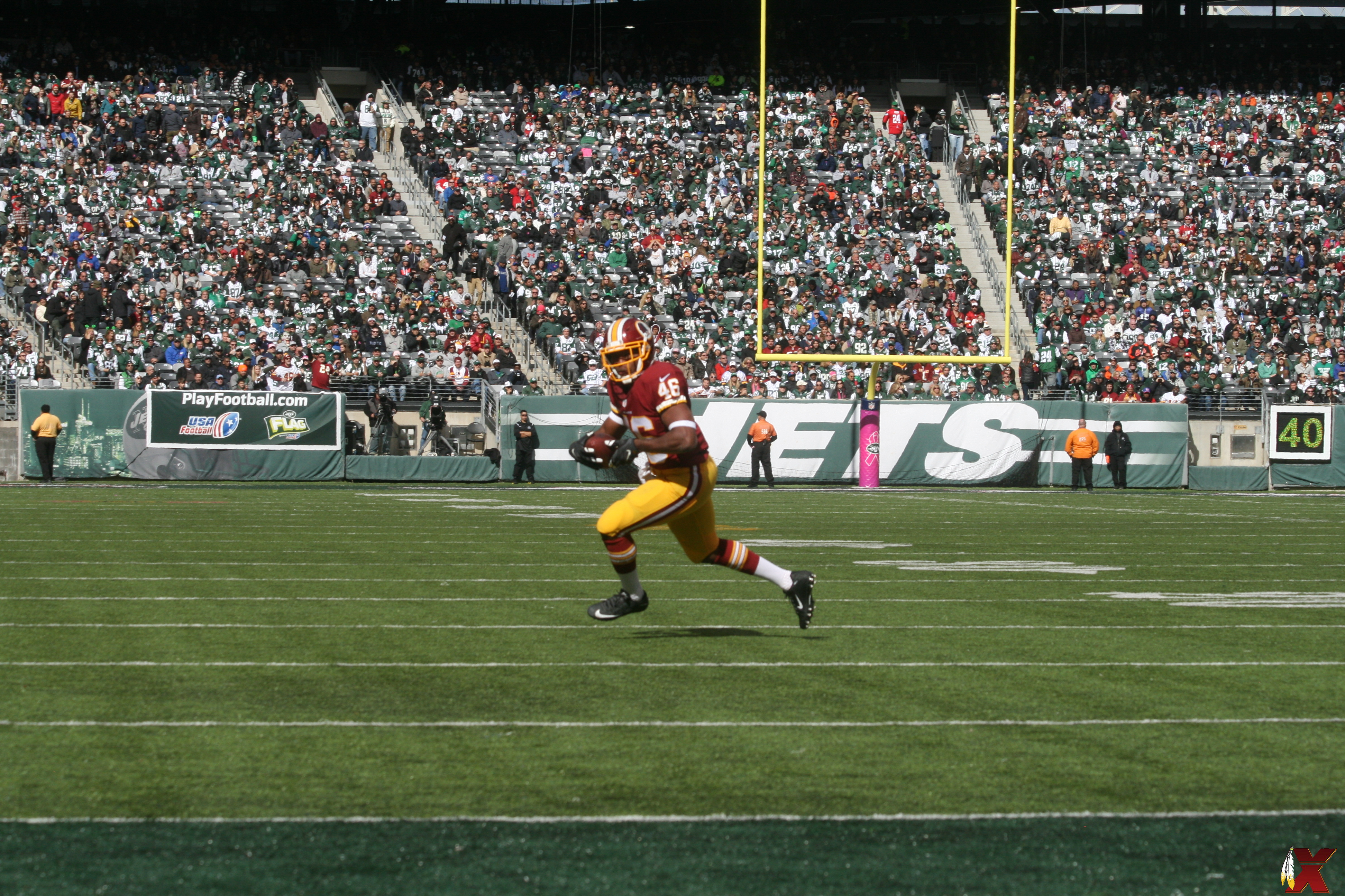 2015 Week 6 Redskins at Jets
