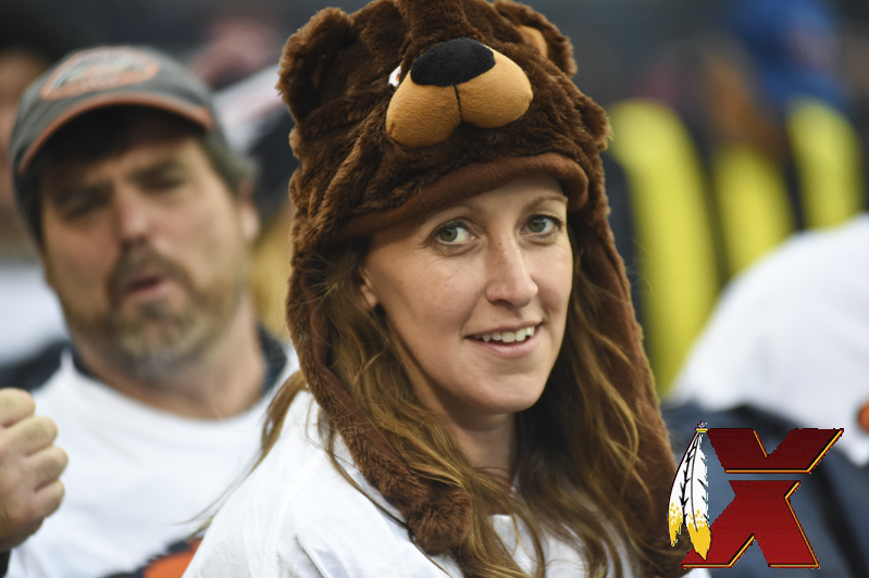 2015 Week 14: Redskins at Bears