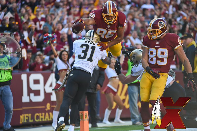2015 Week 10: Saints at Redskins