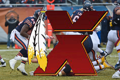 2016 Week 16: Redskins at Bears