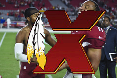 2016 Week 13: Redskins at Cardinals
