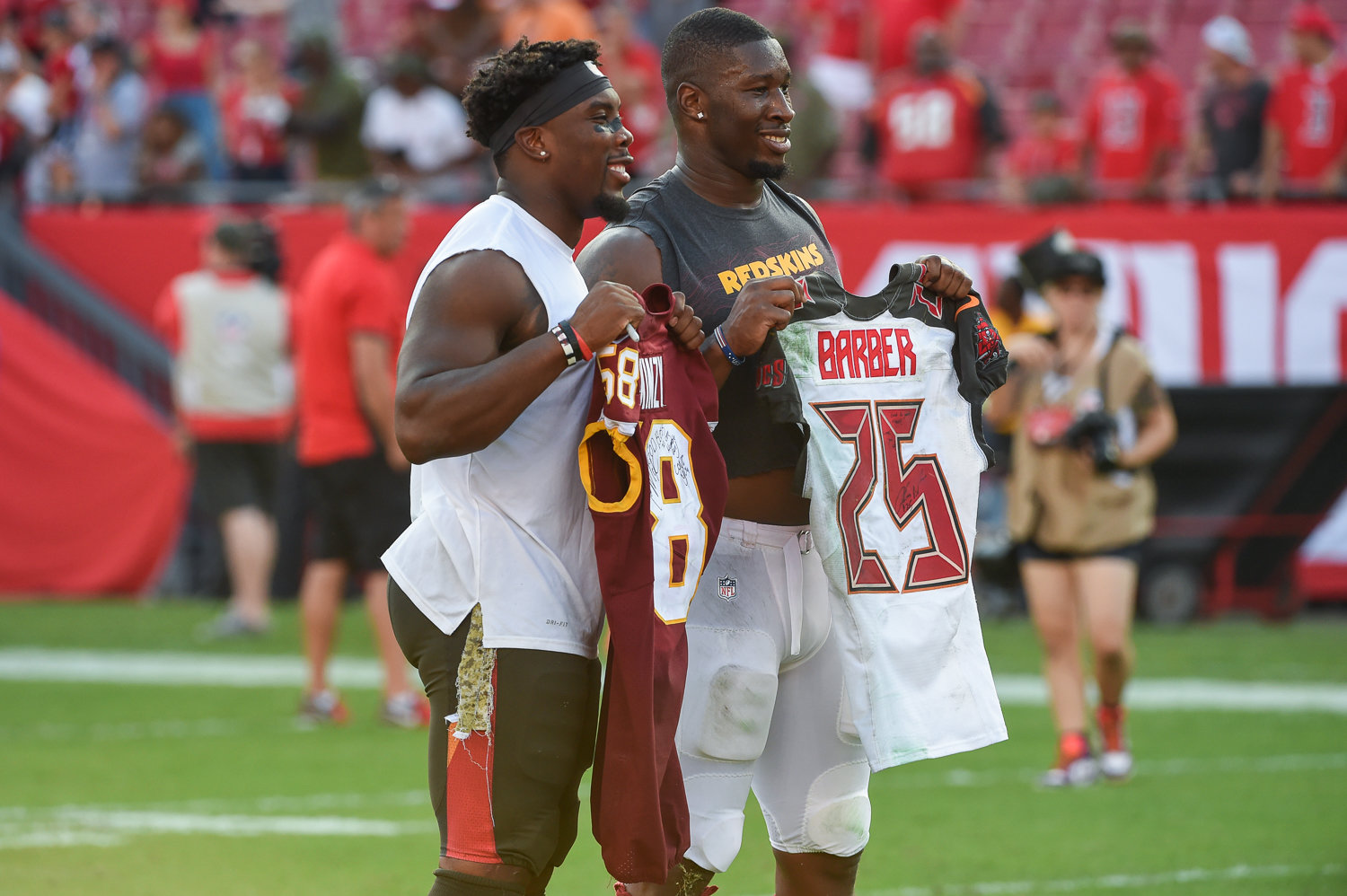 2018 Week 10: Redskins at Buccaneers