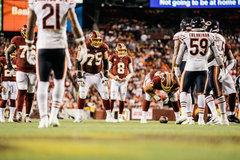 2019 Week 3 Bears at Redskins
