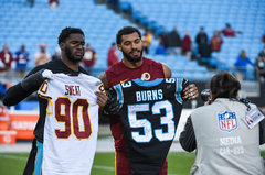 2019 Week 13: Redskins at Panthers